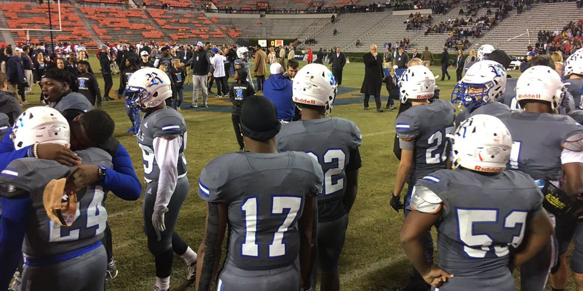 Reeltown falls in 2A state championship as Fyffe repeats