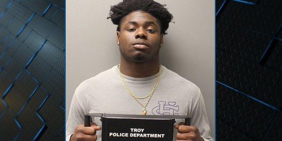Teen, juvenile arrested and charged with burglary of Troy high school