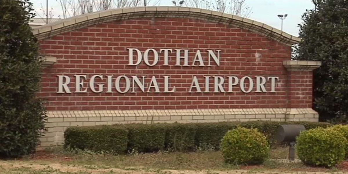 Dothan Regional Airport announces new airport director