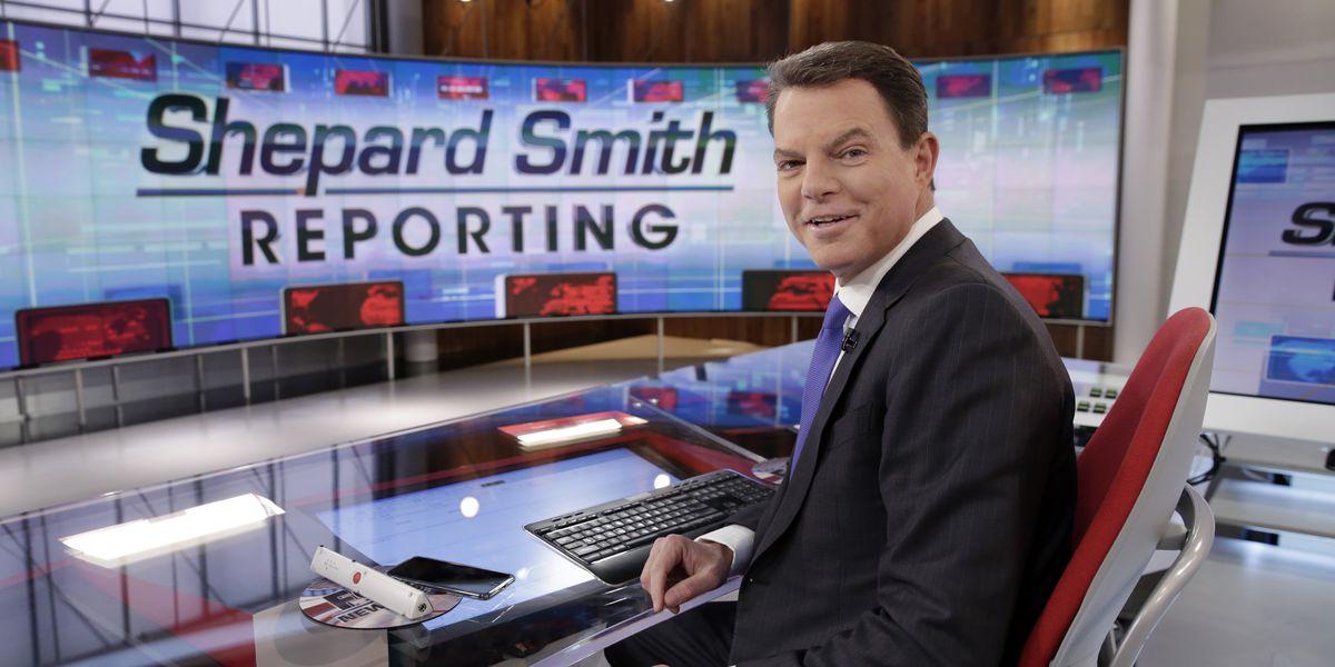 Shepard Smith leaves Fox News Channel