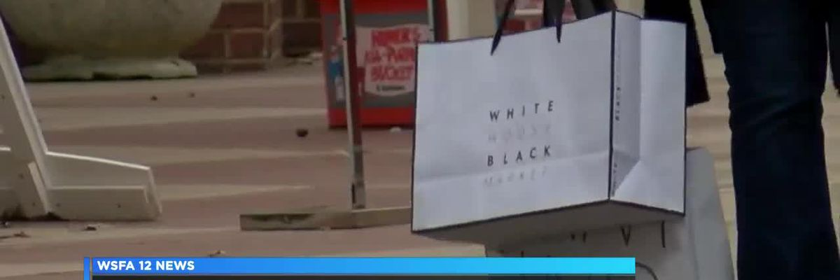 Retail sales in Alabama on the rise