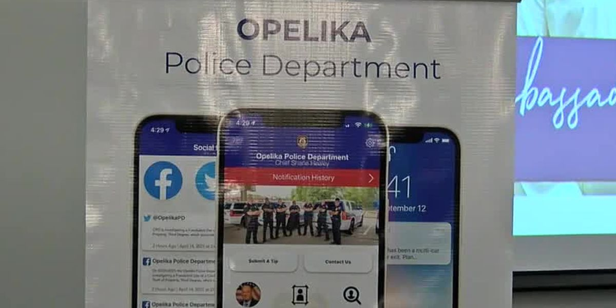 Opelika Police Department updates public on campaign to reduce crime