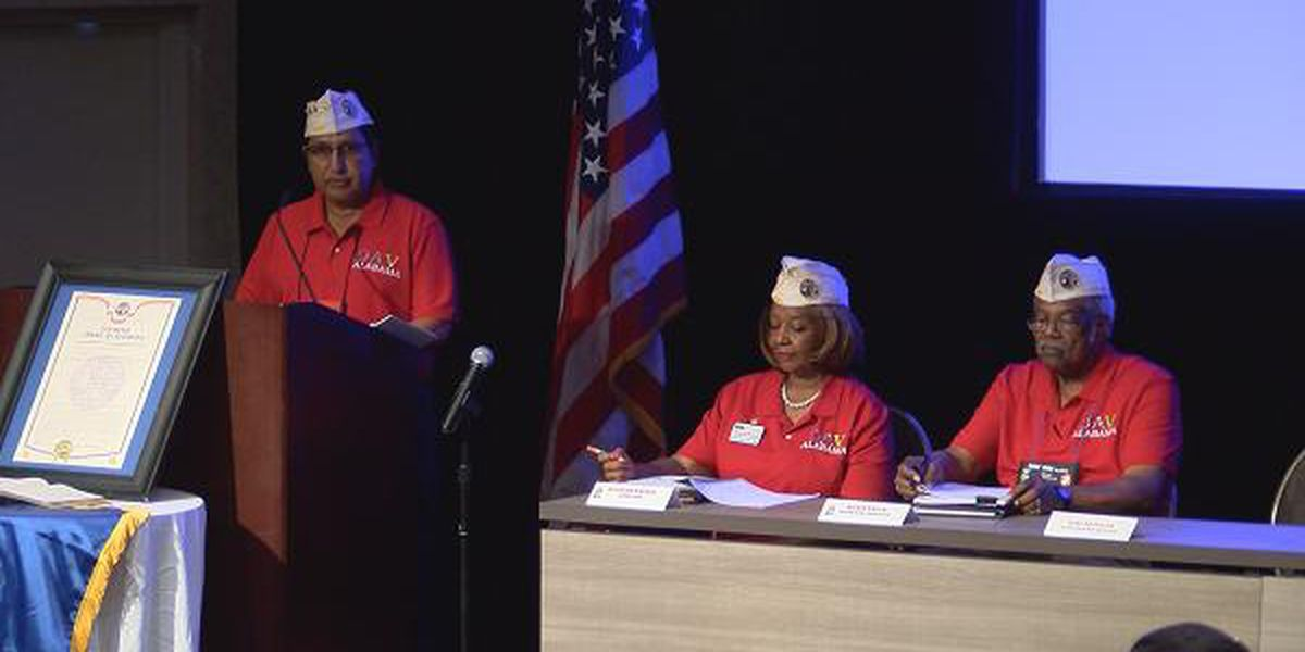 Veterans gather for 92nd DAV Convention