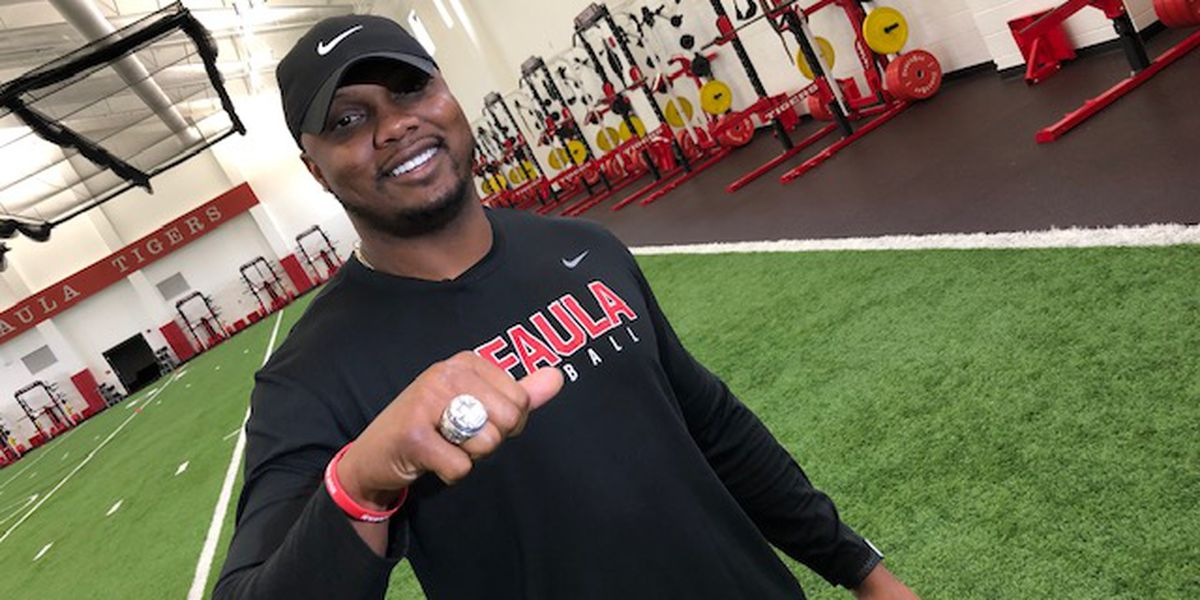 Former Eufaula Star Knows Super Bowl Success
