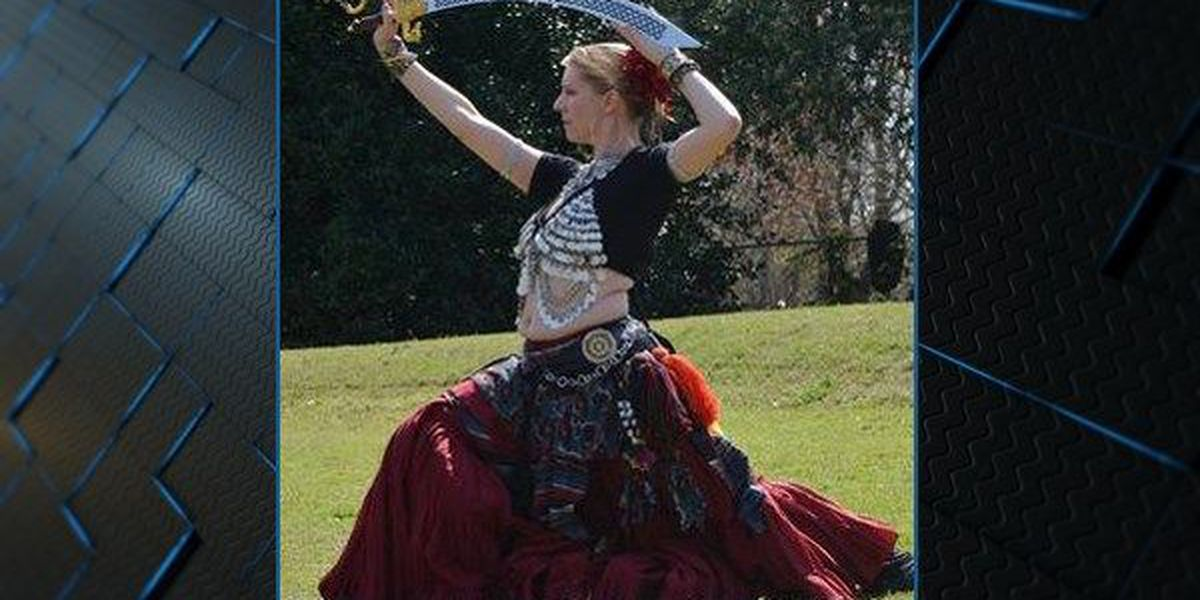 East Alabama belly dancing group to perform in Auburn Saturday