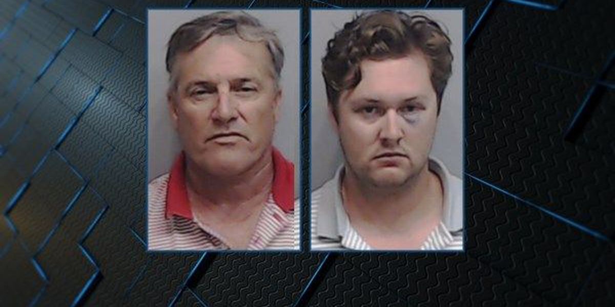 Alabama father, son arrested after fight at Bama-FSU game in Atlanta