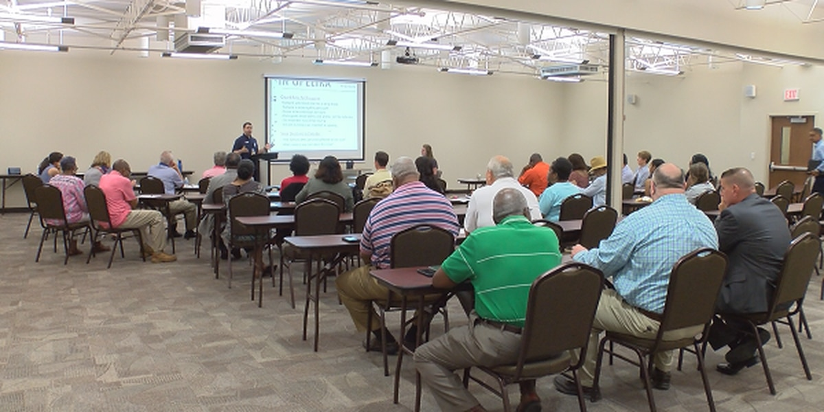 Community forum held with hopes to reduce crime in Opelika