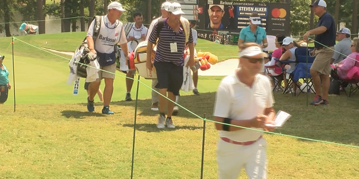 Heat can't keep fans away as Barbasol Championship ends