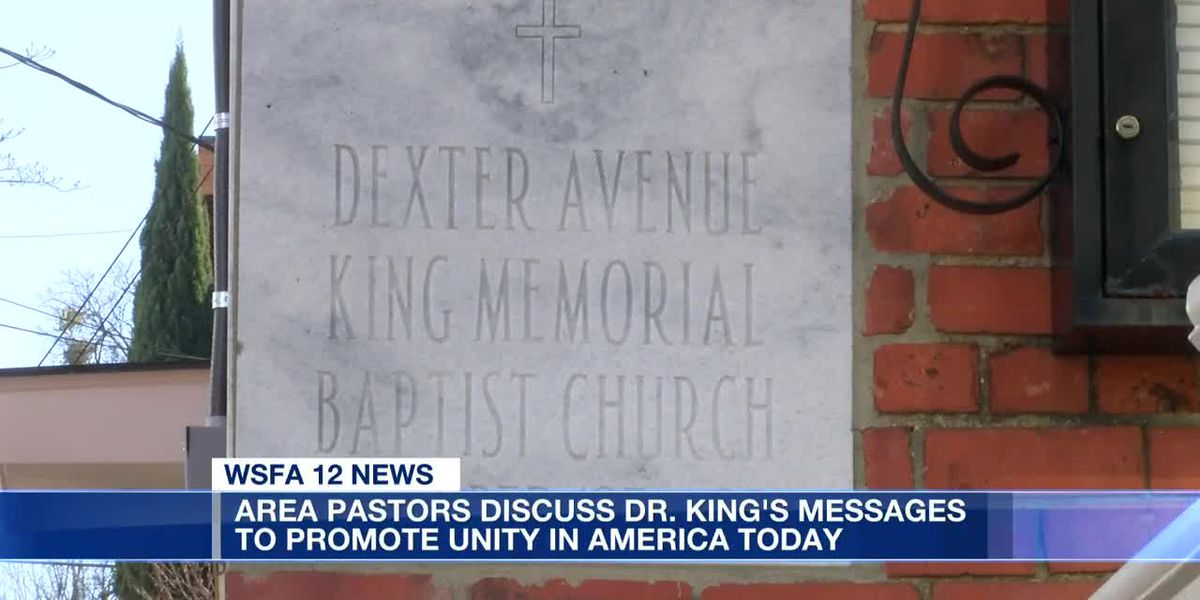 Local pastors discuss MLK's messages of unity