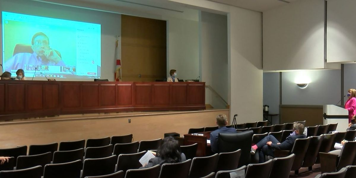 State school board meeting turns contentious over reopening plan
