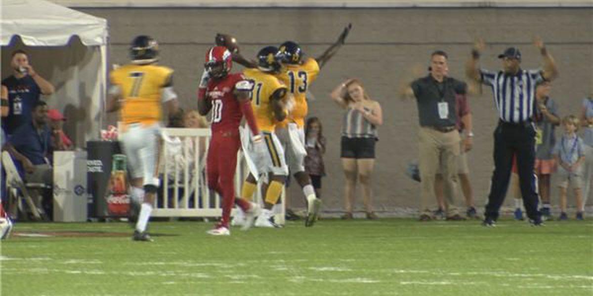 North Carolina A&T ends impressive Jacksonville State streak in FCS kickoff