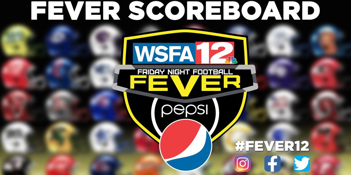 AHSAA state football semifinals scores