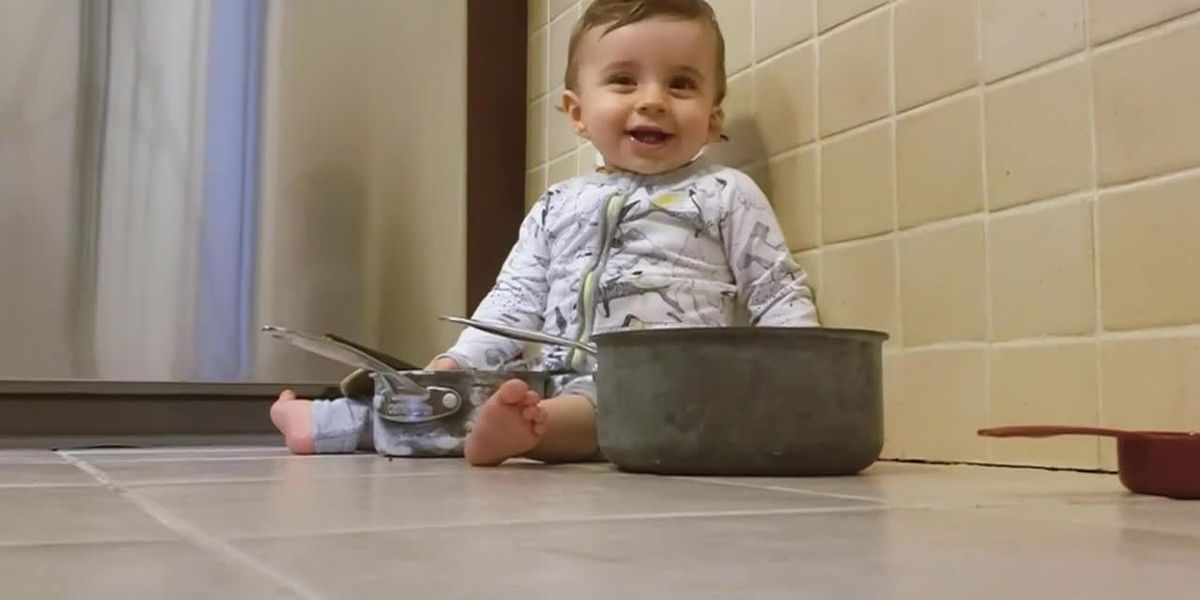 Baby boy doing fine after snake bites him in family kitchen