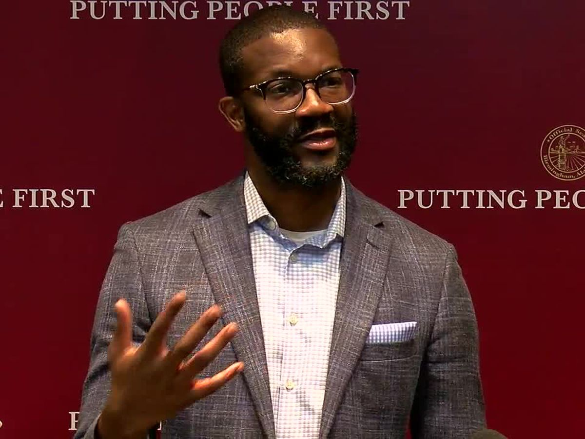 Birmingham Mayor Randall Woodfin Talks COVID 19