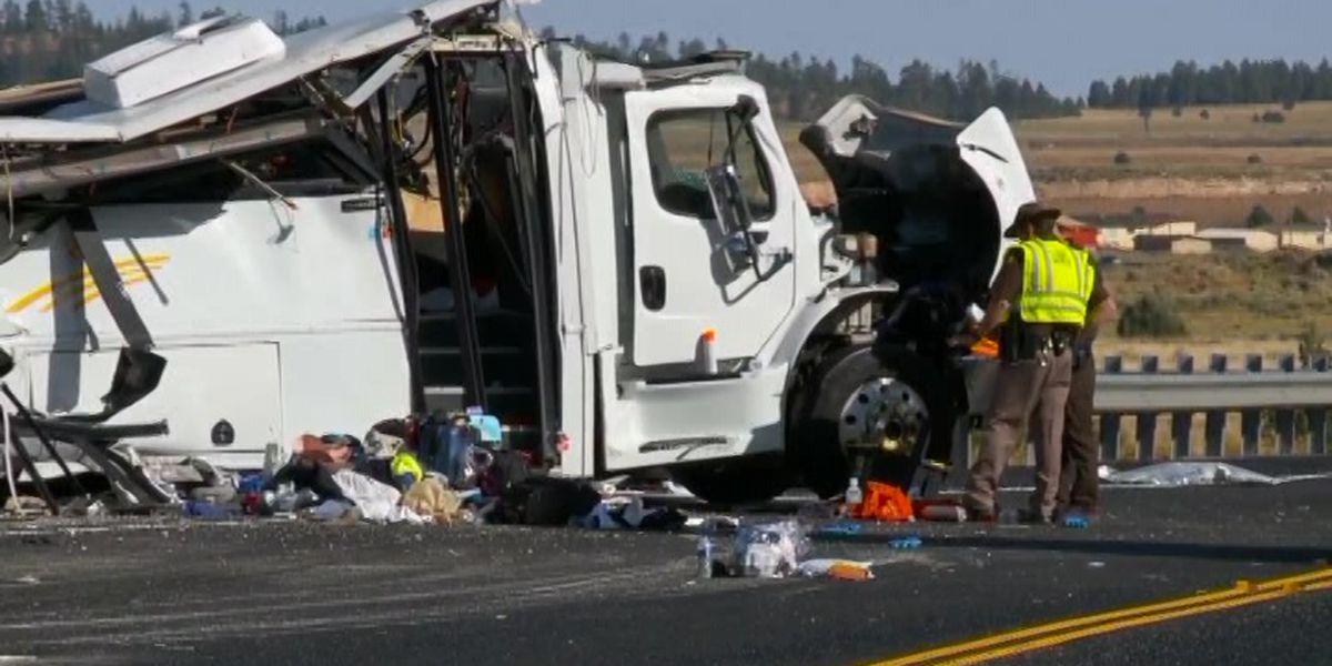 4 Chinese tourists killed in Utah bus accident identified