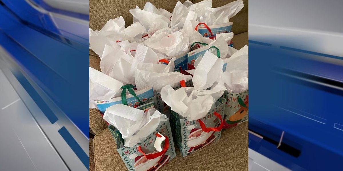 Montgomery warming center receives holiday donation