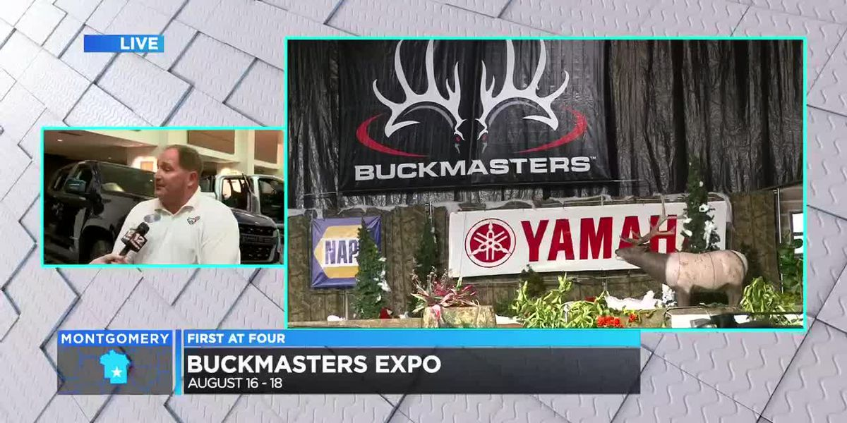 Buckmasters Expo offers something for everyone