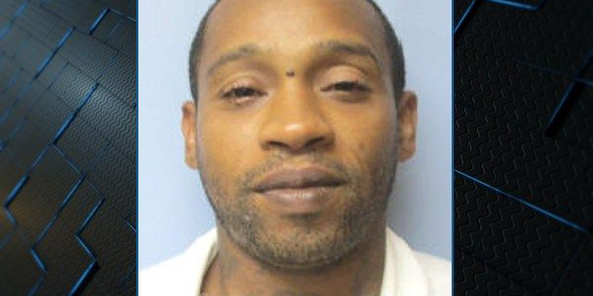 Escaped inmate captured in Wetumpka