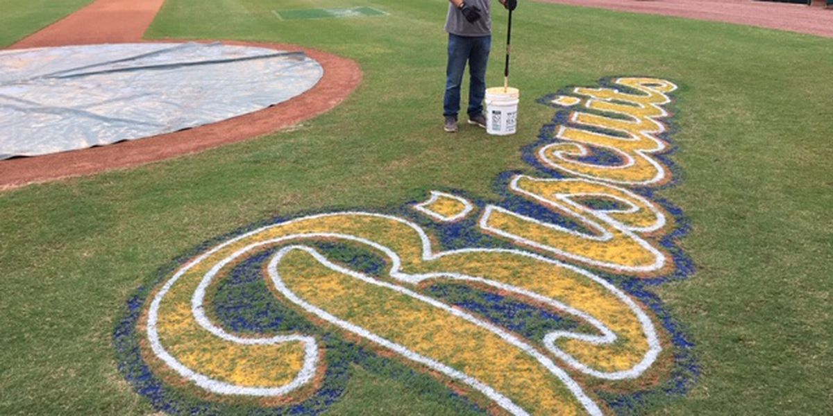 Montgomery Biscuits respond to birthday plea taped to marquee