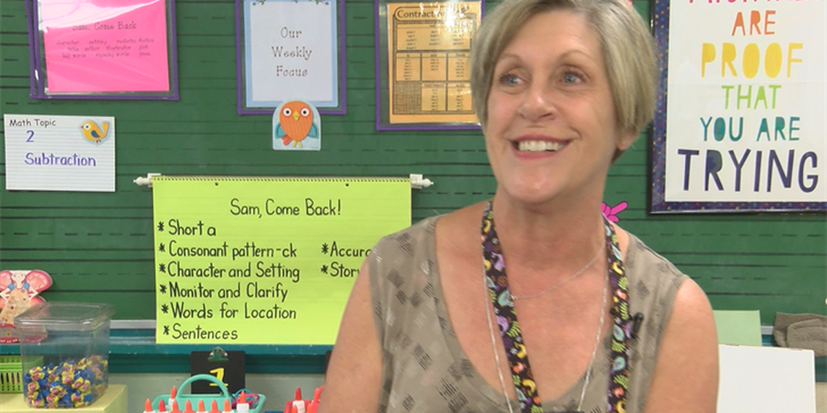 Prattville Primary School teacher continues family legacy