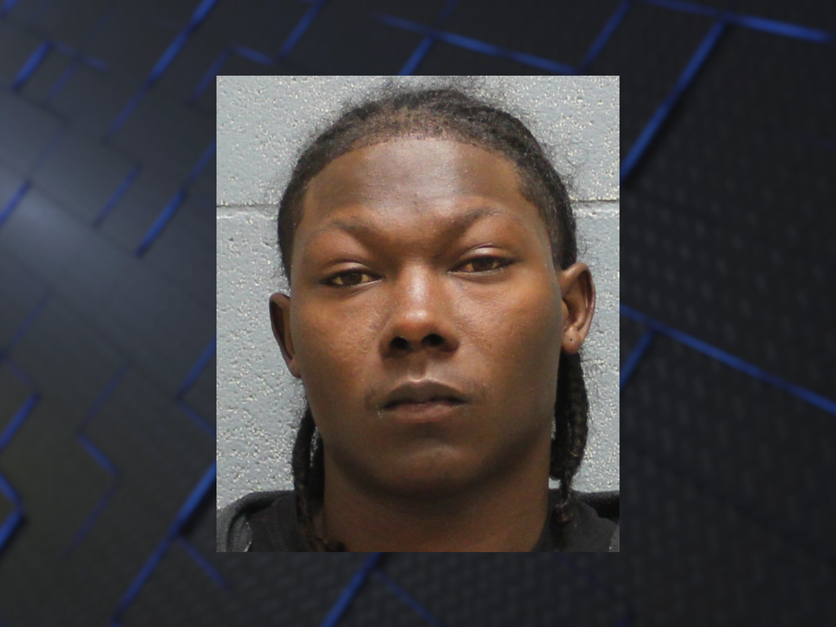 Tuskegee man arrested for string of car burglaries in Opelika