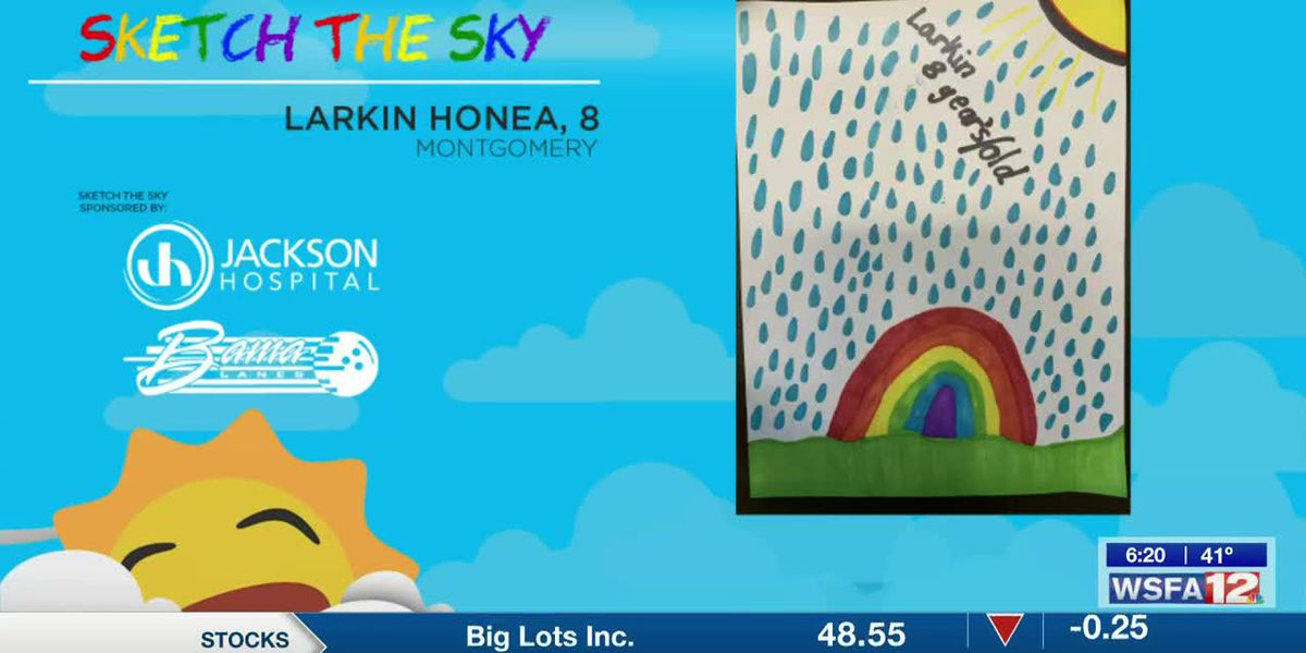 Sketch the Sky: Larkin Honea
