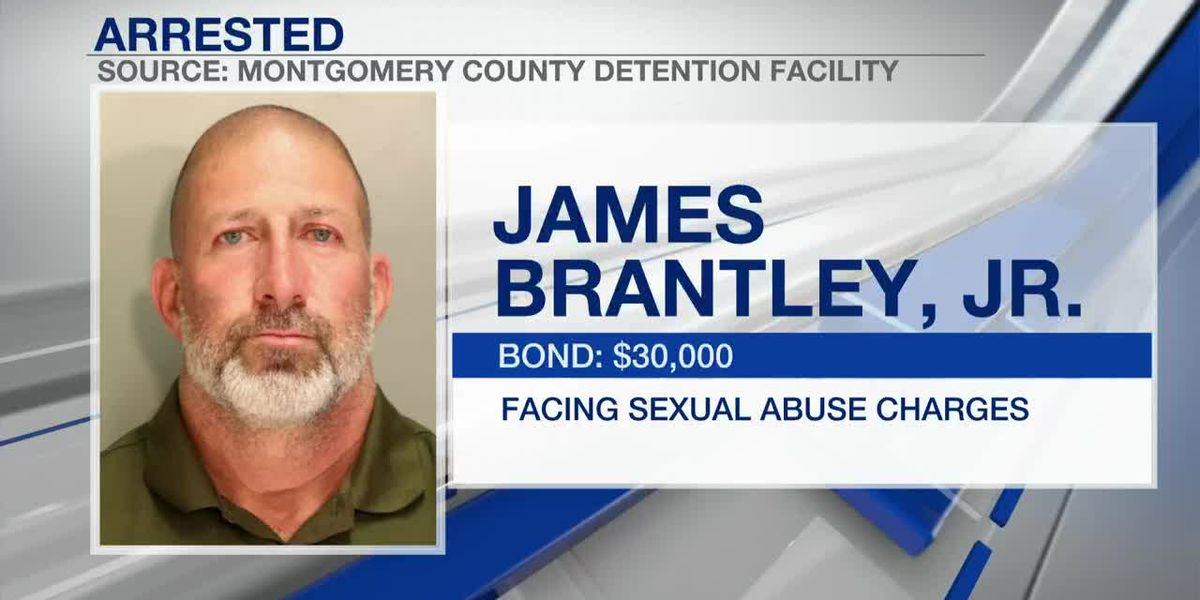 Montgomery police arrest school employee on student sex charges