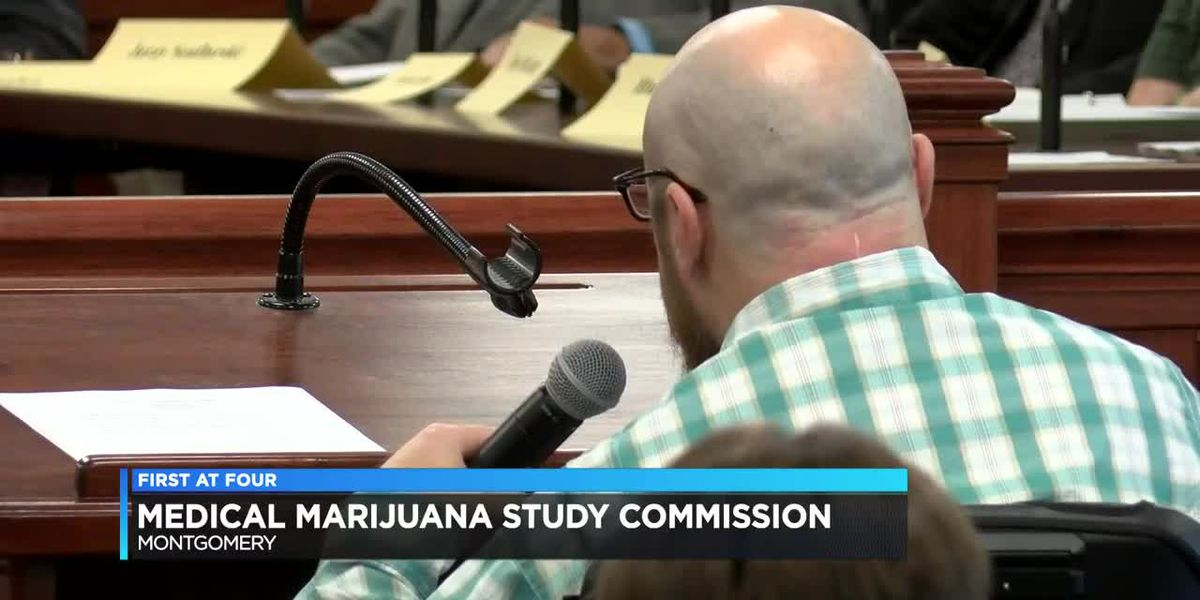 Medical marijuana study commission holds second meeting