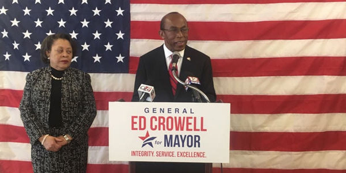 Retired Air Force general announces Montgomery mayoral run