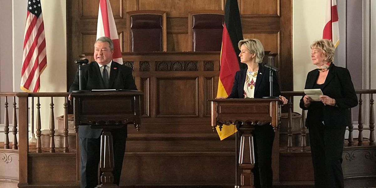 Alabama works to strengthen economic ties with Germany