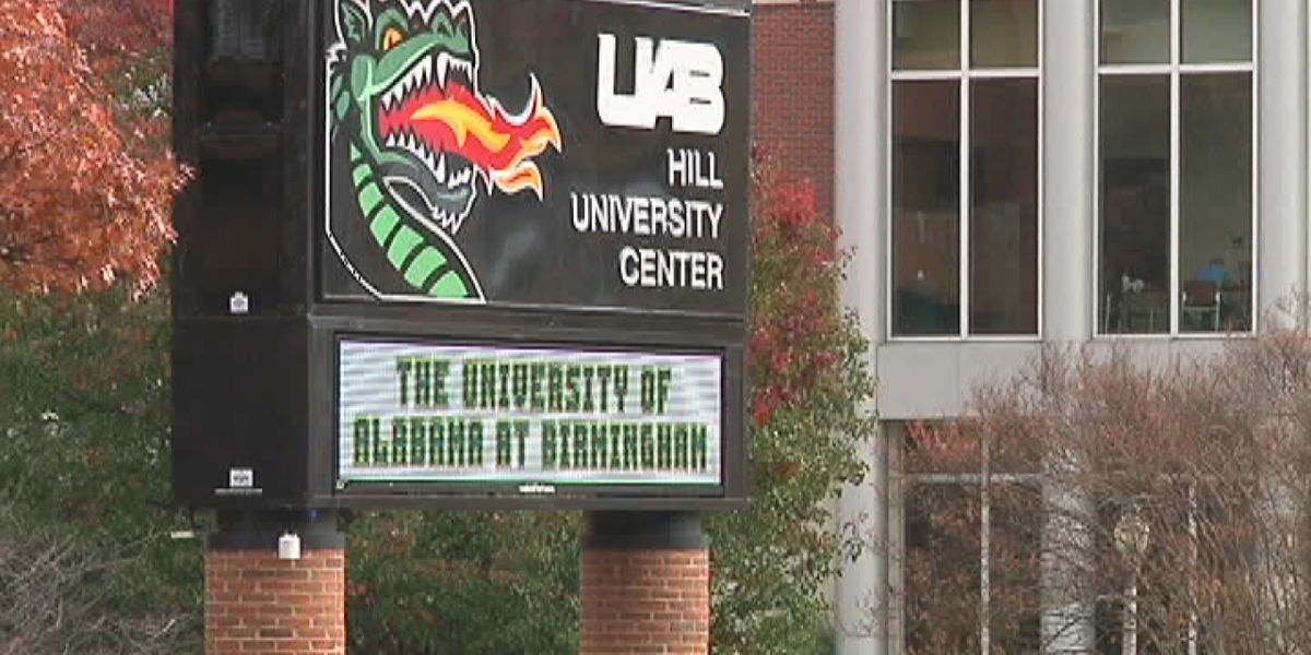 UAB: no more in-person classes this semester, possible virtual graduation