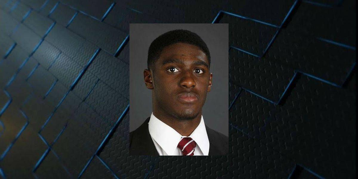 Alabama DB arrested in Texas assault case