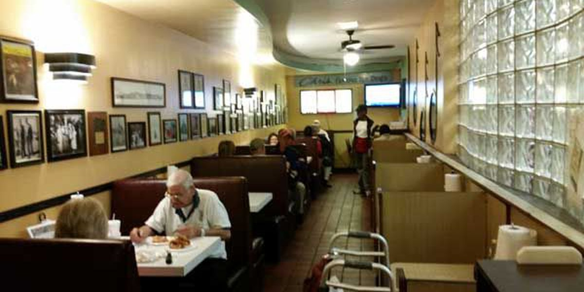 Iconic Montgomery restaurant had front-row seat to civil rights movement