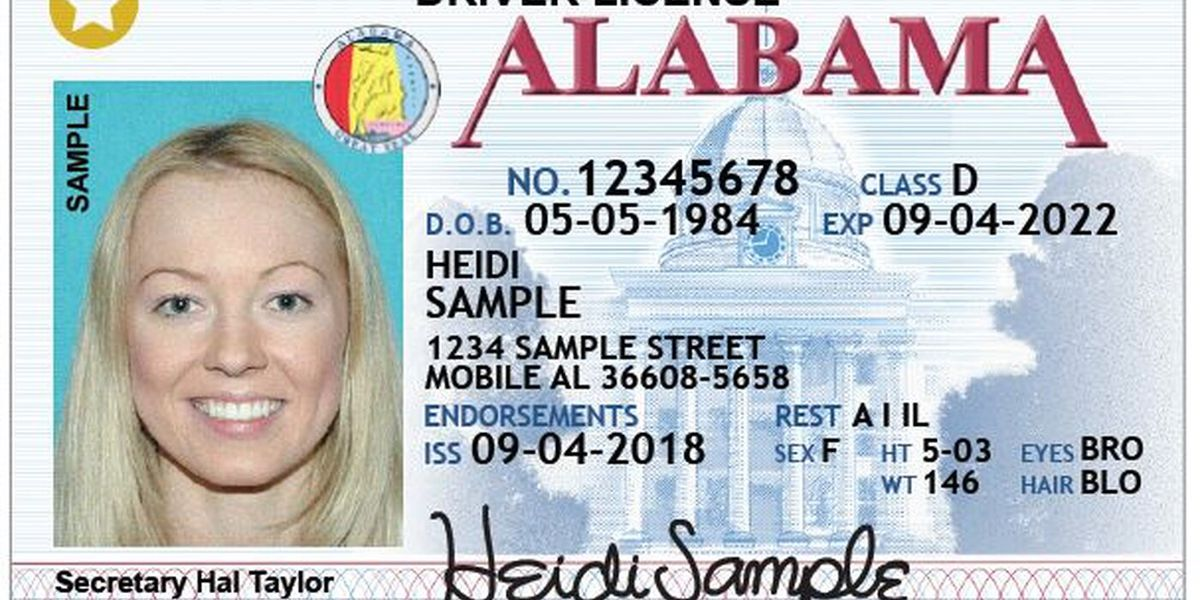 Count down is on for Alabama STAR ID