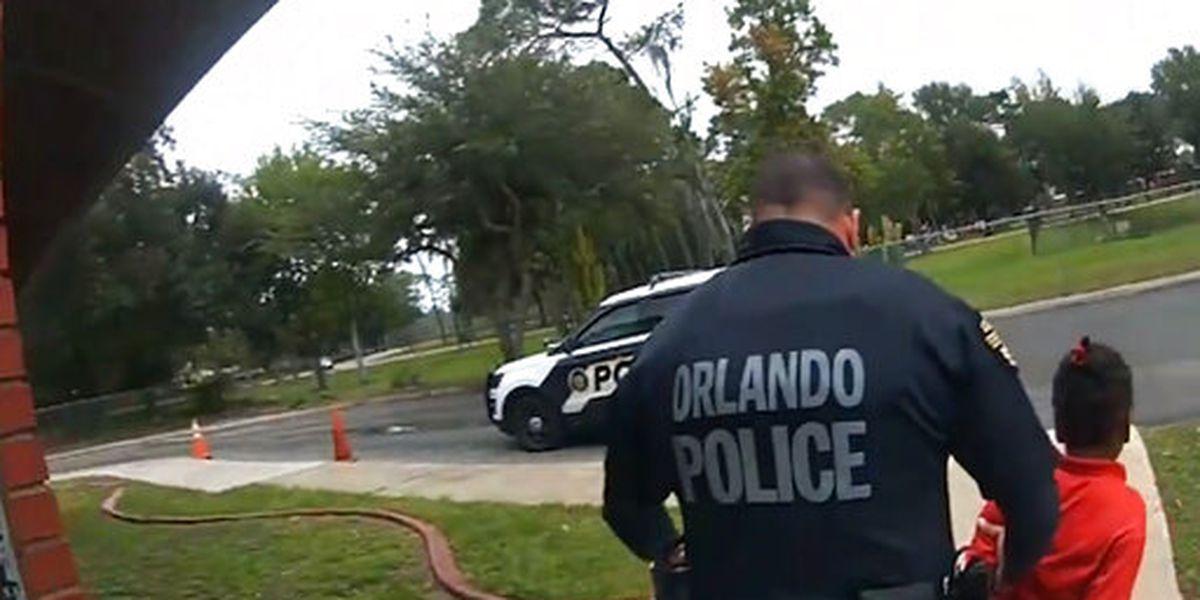 Bodycam video shows Florida cop arresting sobbing six-year-old at school