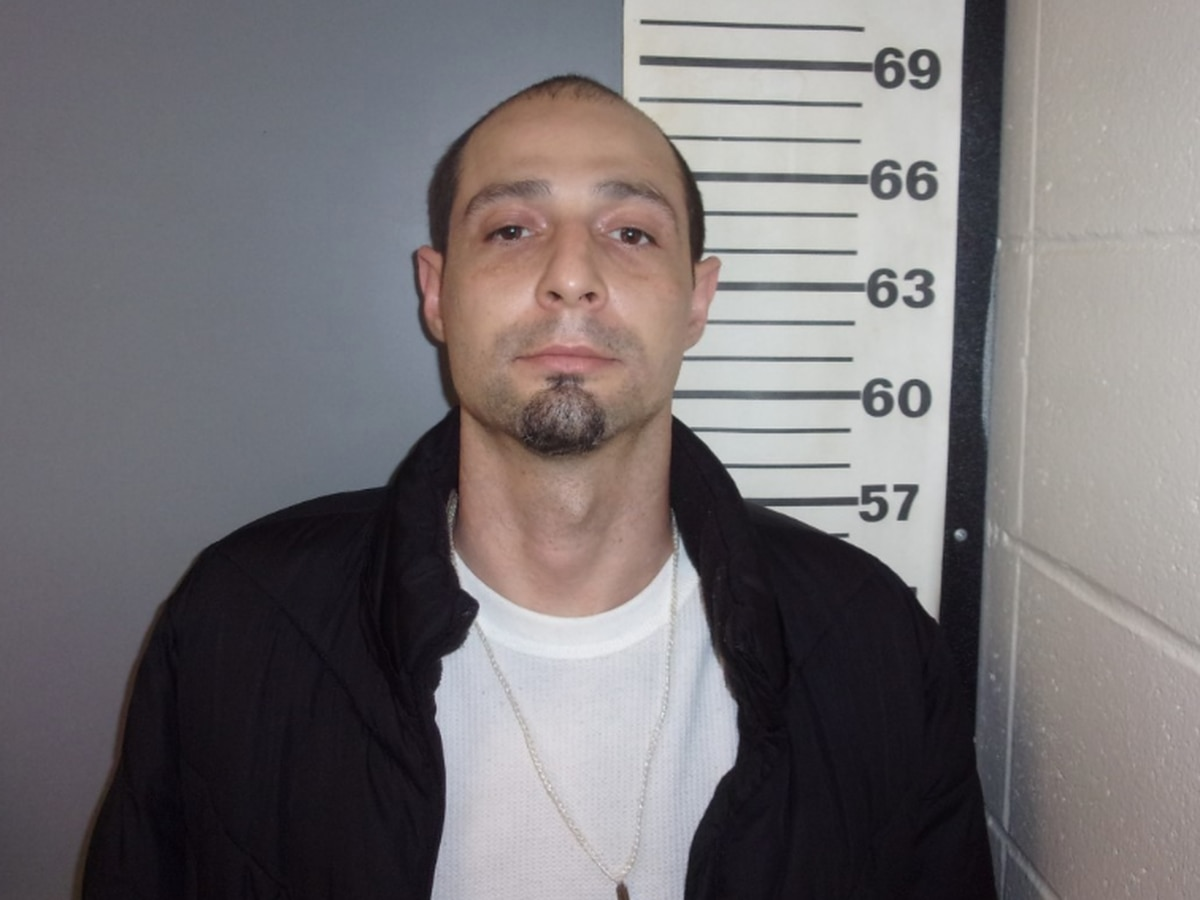 Inmate in custody after 21-hour search in Covington County