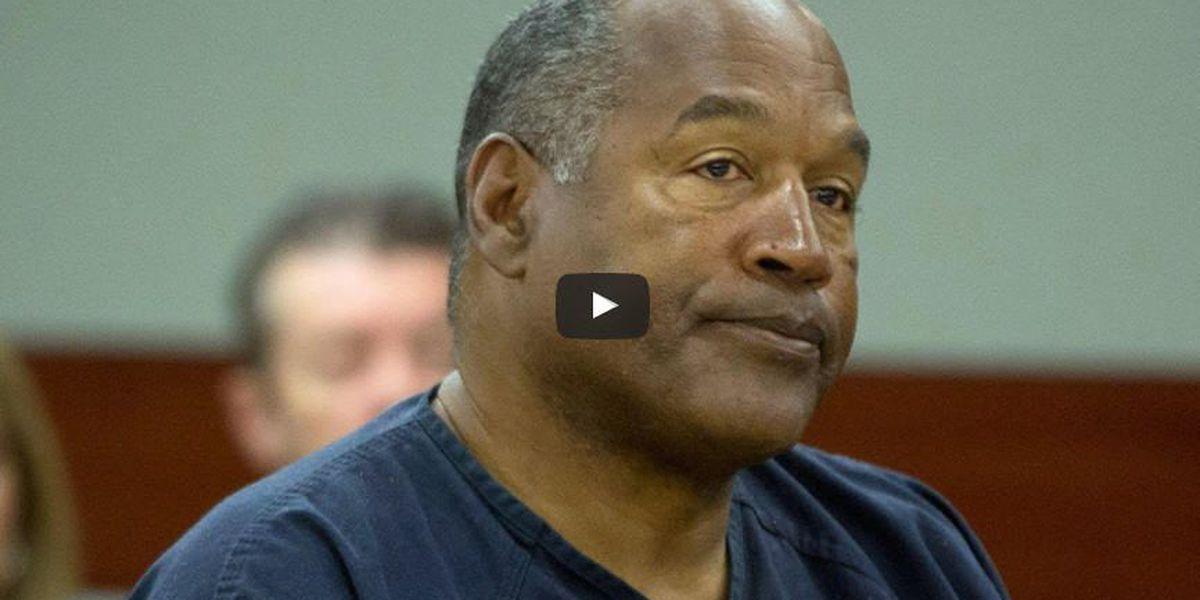 WATCH: O.J. Simpson parole hearing 12 p.m.