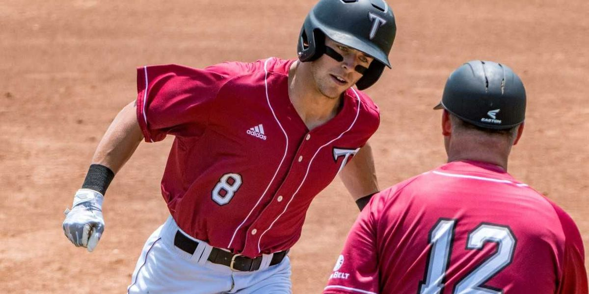2 Troy players taken on day 2 of MLB Draft