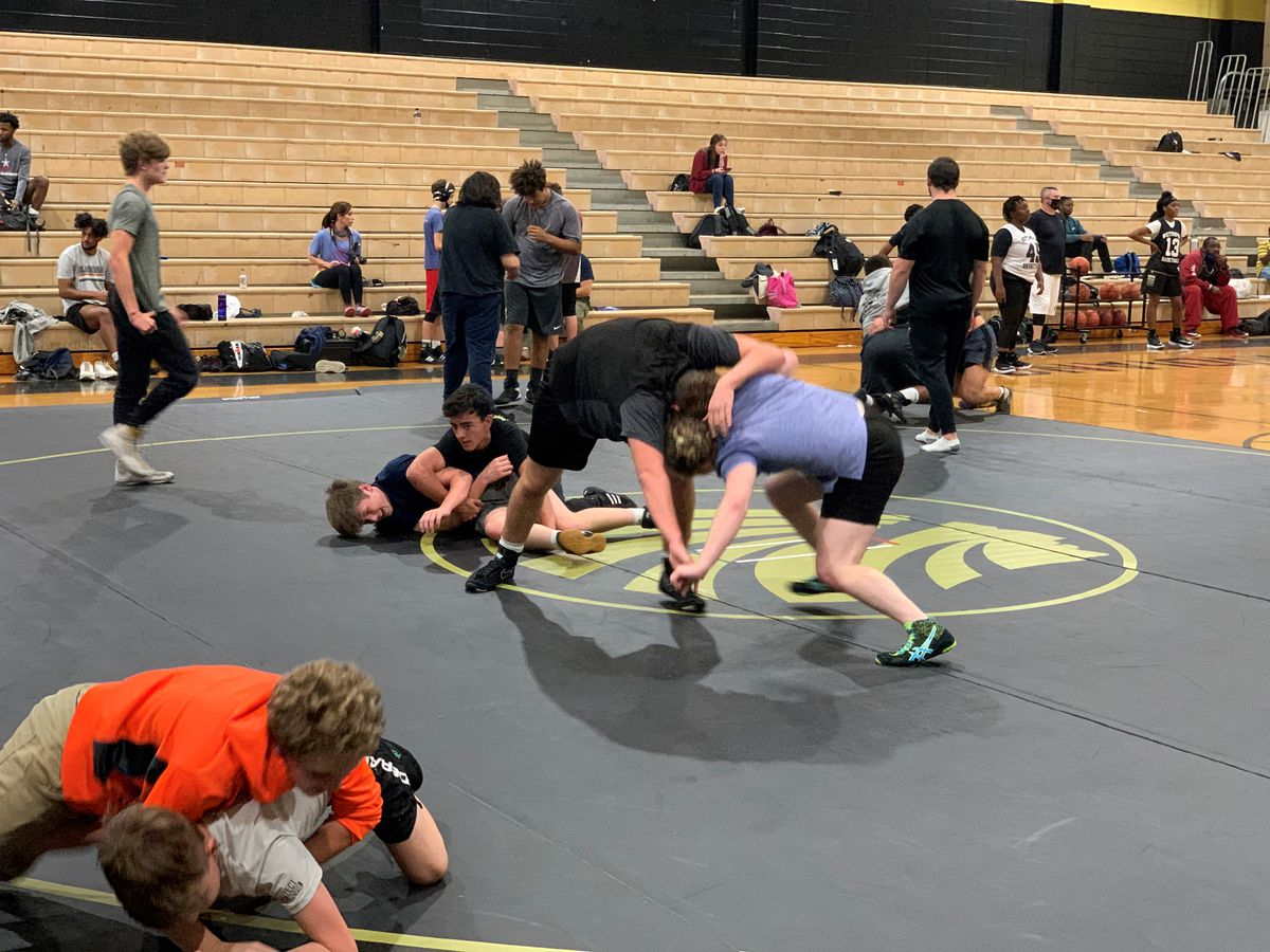 One of the boys: Wetumpka wrestler encouraging other girls to give wrestling a try