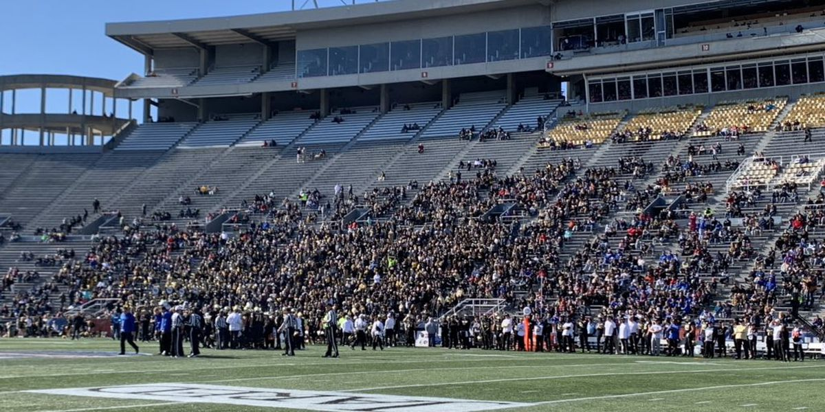 Last-minute score lifts Wake Forest in Birmingham Bowl thriller
