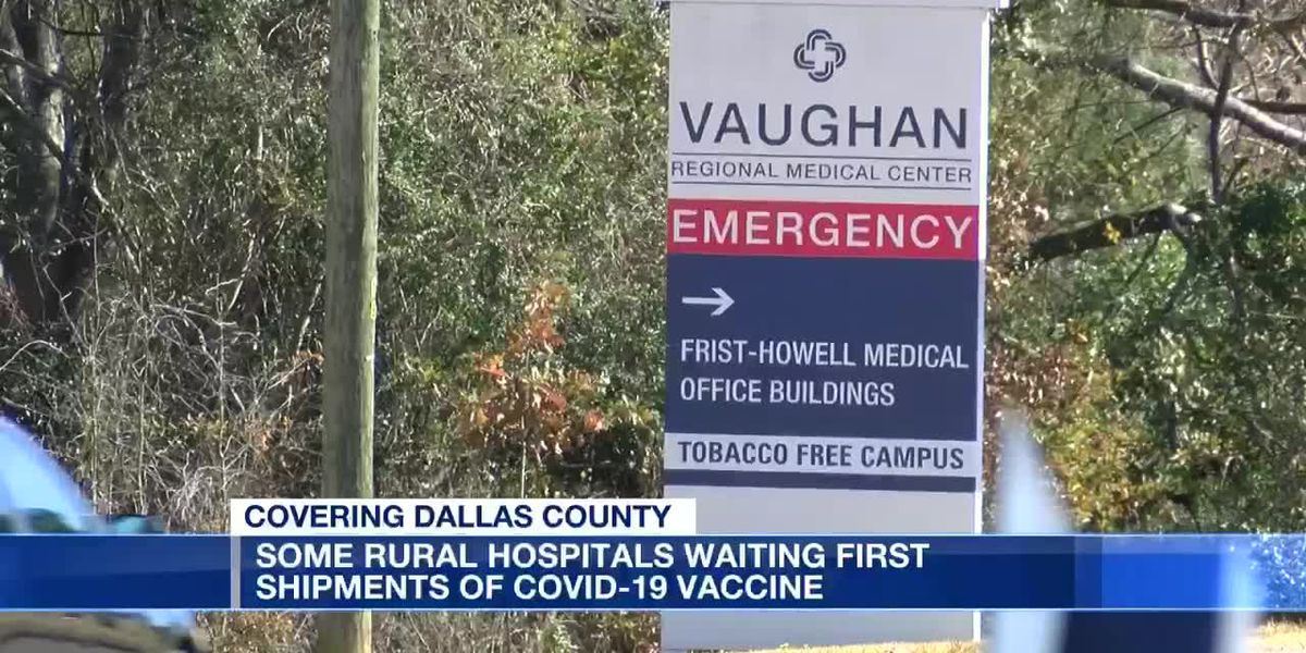 Vaughan Regional Medical Center to receive Moderna COVID-19 vaccine this week