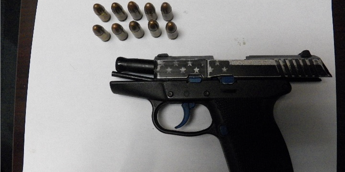 TSA issues reminder after 4th gun found at Montgomery airport