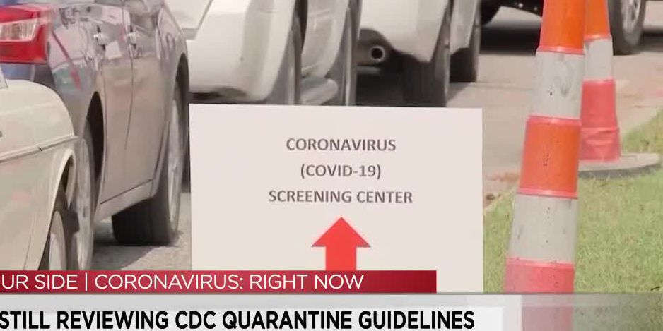 Ala. to shorten COVID quarantine time but likely to reject some CDC recommendations