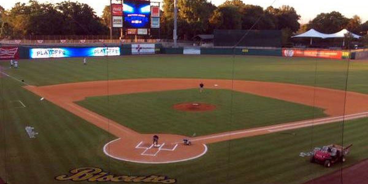 2018 Biscuits single-game tickets go on sale