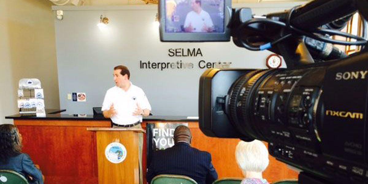 Selma Interpretive Center expansion on schedule
