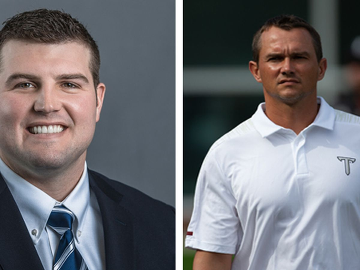 Troy names new offensive, defensive coordinators