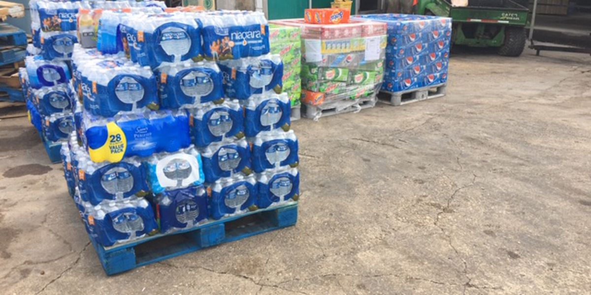 Hundreds of Chilton County students donate supplies for hurricane survivors