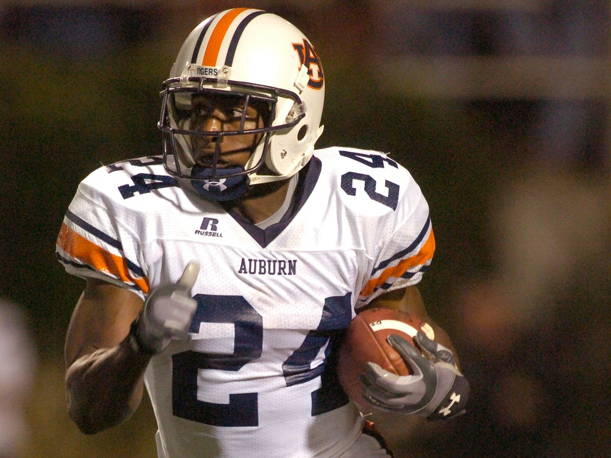 Former Auburn running back 'Cadillac' Williams returning to the Plains