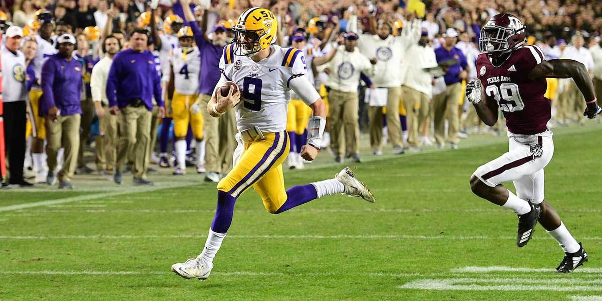SEC officiating under scrutiny during historic LSU, Texas A&M overtime game