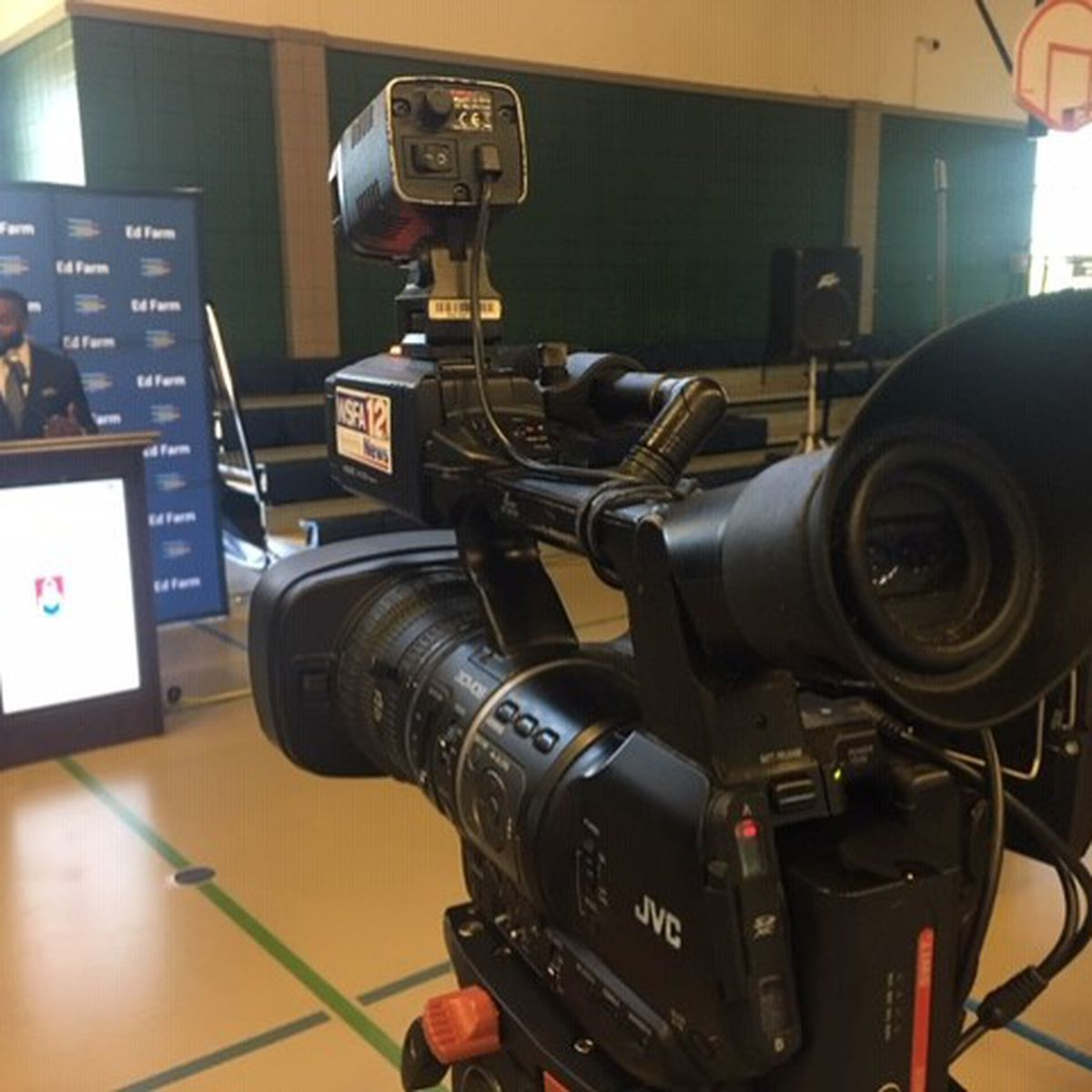 MGM Codes initiative unveiled At Johnnie Carr Middle School